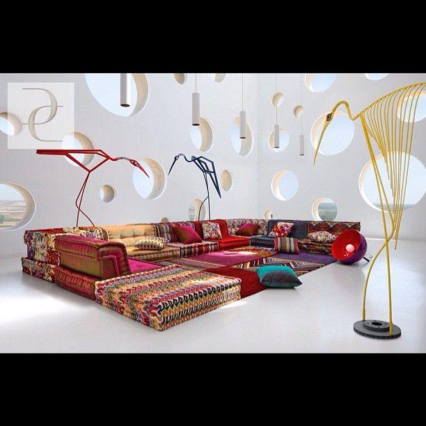 Mah Jong In Missoni Home Fabric