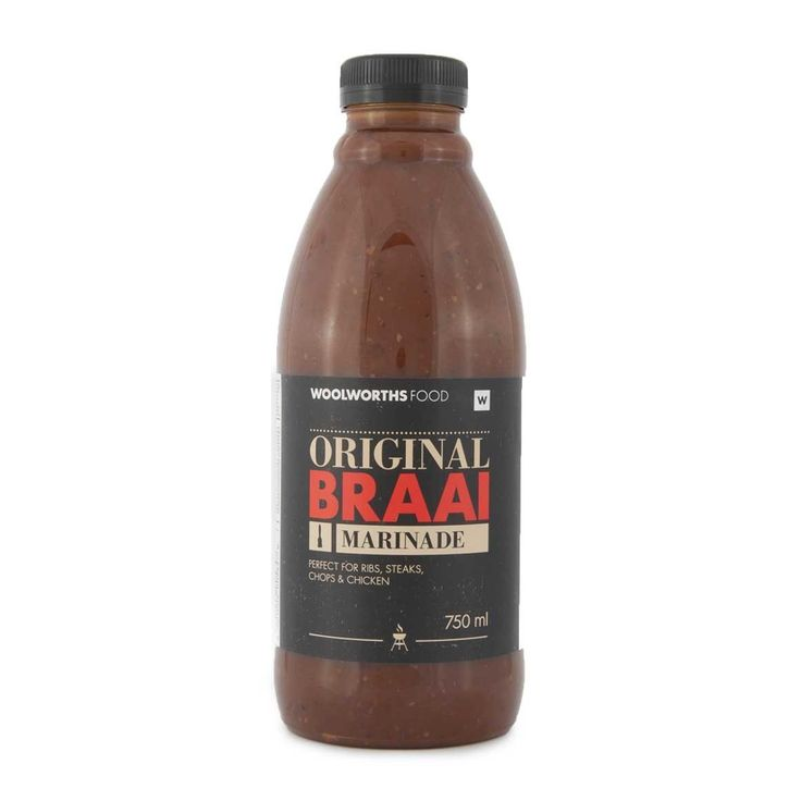 Original Braai Marinade 750ml