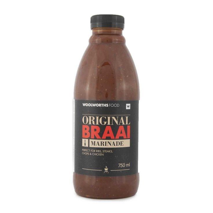 Original Braai Marinade 750ml