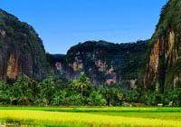 Lembah Harau, Lima Puluh Kota - Sumatera Barat - Wisata Alam
