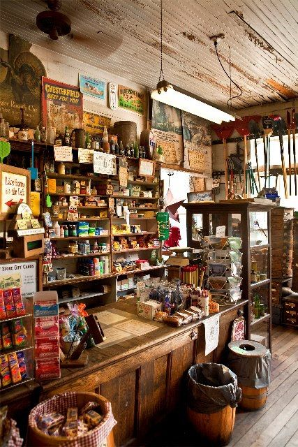"""The old General Stores were the """"BEST"""""""