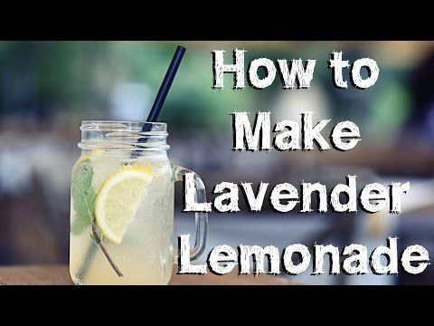 Try This Lavender Lemonade To Get Rid Of Headaches And Anxiety – NowThisNews – Feeding you stories!