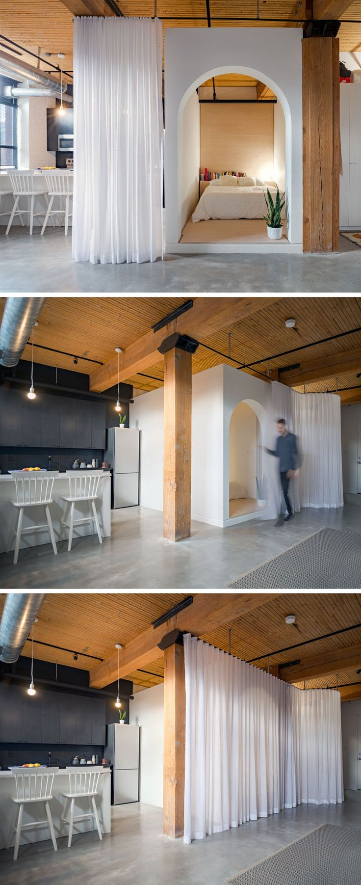 Best 25+ Modern lofts ideas on Pinterest | Modern loft, Loft style ...