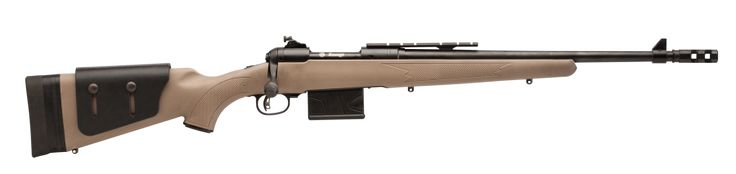 New for 2015, the 11 Savage Scout rifle in 308win.