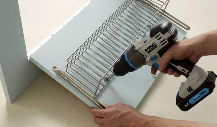 Fabriquer un tablier de baignoire avec rangements intégrés (avec images) | Tablier baignoire ...