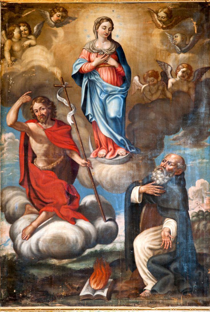 Chiesa di Santa Maria di Loreto - Ocosce - Cascia