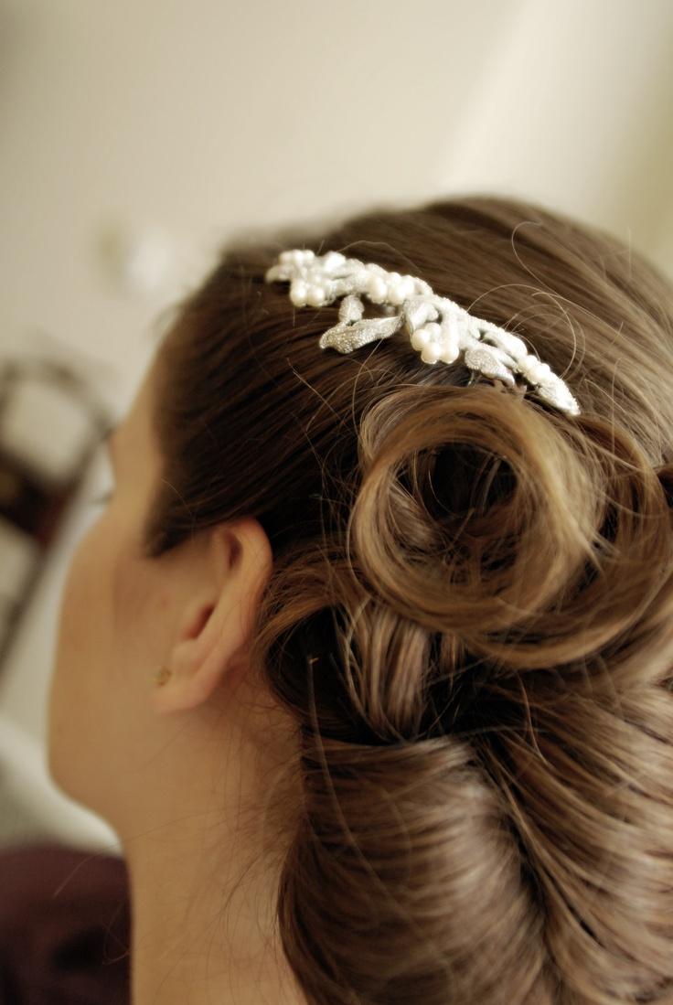 Hair accessories launceston - Vintage Hair Clip