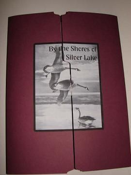 Lap Books for Little House By the Shores of Silver Lake Lapbook