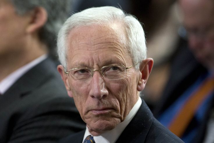 Fed's Stanley Fischer Sees Financial System Far Less Vulnerable Than Before 2008 Crisis.(December 3rd 2015)
