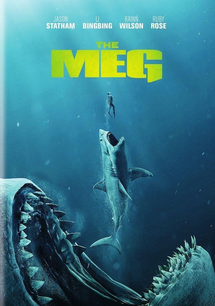 Megalodon 2018 Megalodon Peliculas Poster De Peliculas