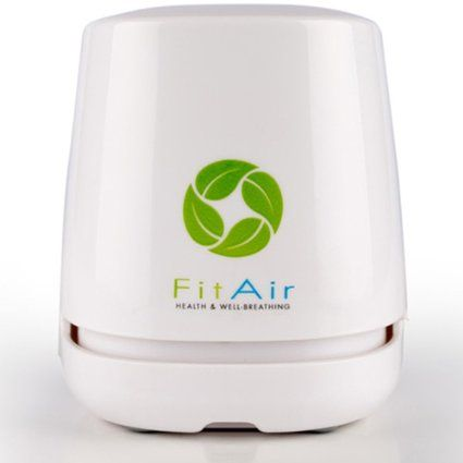 FitAir Oxy Air Purifier works very well in the Cat Cave. Battery operated; no masking fragrance that is overpowering to your cat's senses; silent.