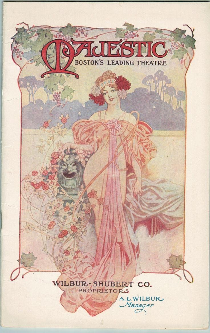 Kunst - Art: Vrouwen Jugendstil(stijl) *Women Art Nouveau(Style)