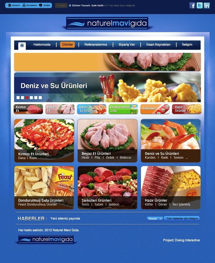 Naturel Mavi Gıda  www.naturelmavi.com