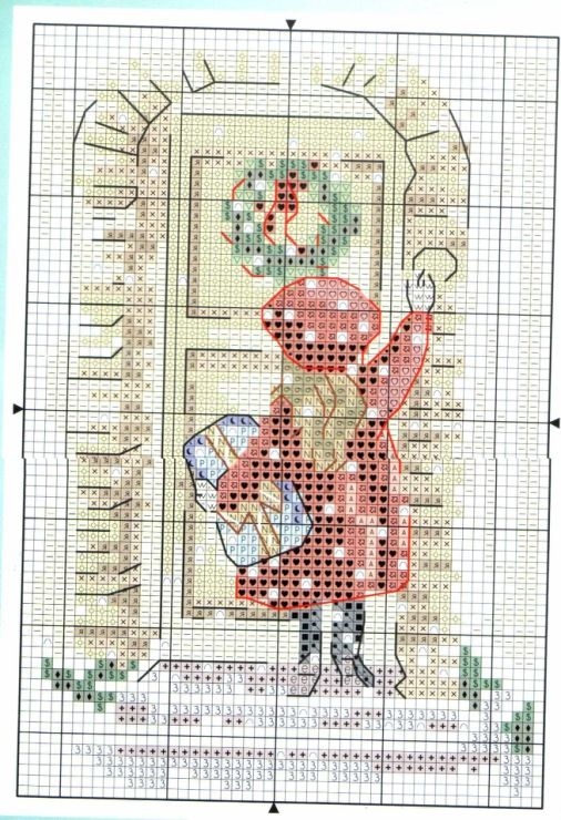 Gallery.ru / Фото #53 - Cross Stitch Crazy 169 ноябрь 2012 + приложение Christmas Co - tymannost