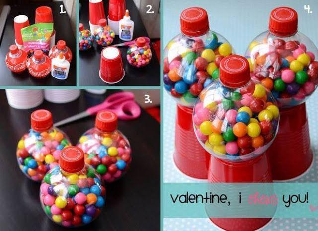 Ideas y cosas para tus fiestas infantiles: Con botellas, vasos y latas