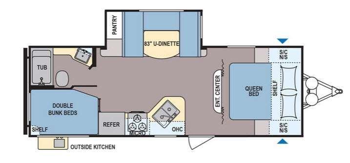 best 25 coleman rv ideas on pinterest. Black Bedroom Furniture Sets. Home Design Ideas