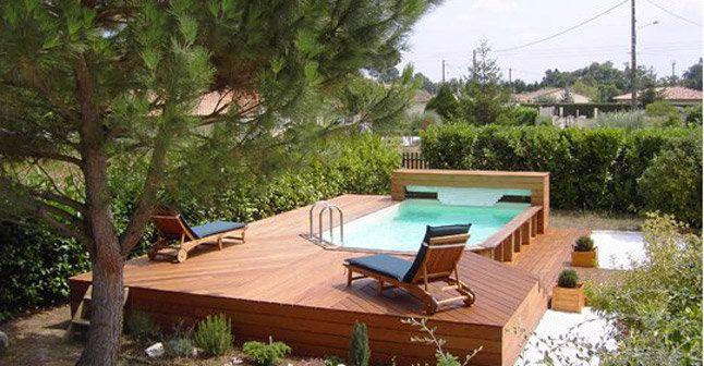 Piscine hors sol : une piscine facile pour votre jardin