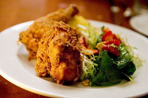The Redhead - Arguably the best fried chicken in NYC...must check it out! (Southern food/East Village)
