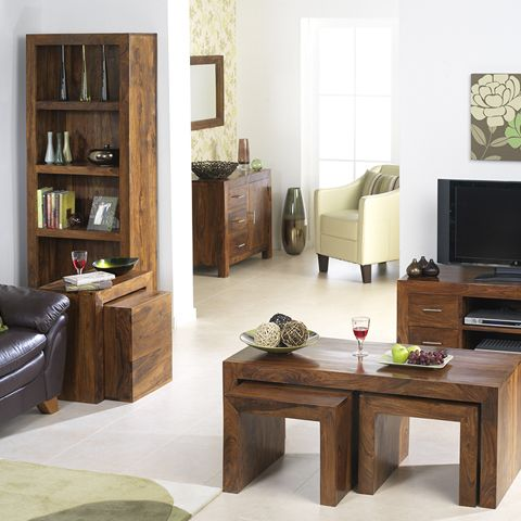 Our Cuba Collection is a beautiful range of solid sheesham wood furniture ((also known as Indian rose wood) - available to buy in store or online at https://fairtradelifestyle.co.uk/Furniture/shop-by-range