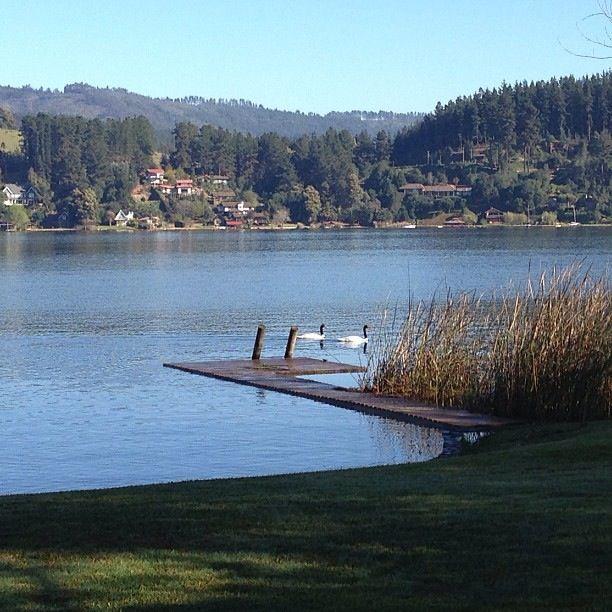 Lago Vichuquen, Chile