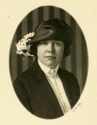 Rose Wilder Lane, daughter of Laura Ingalls Wilder