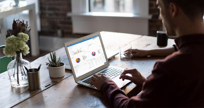 É seguro usar um gerenciador financeiro online?