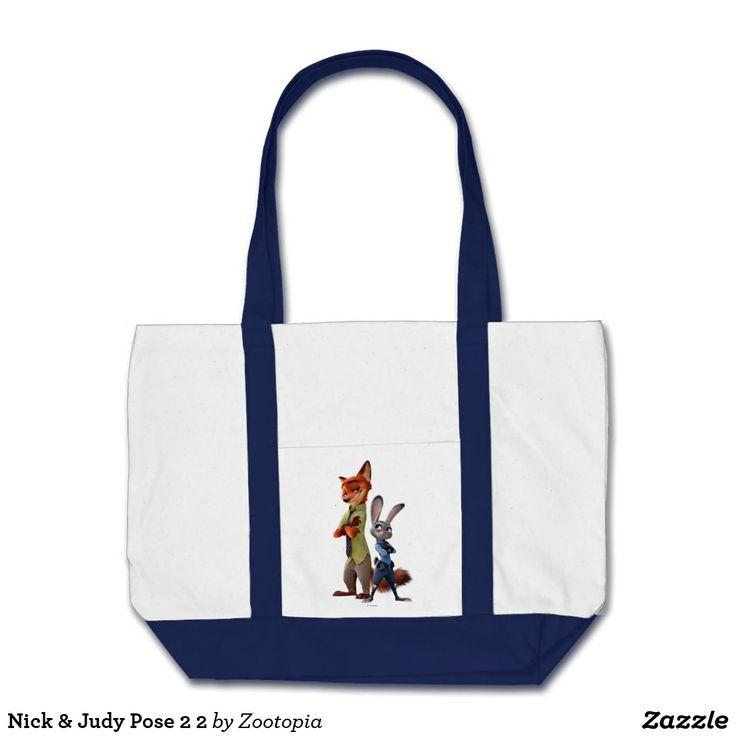 Nick & Judy Pose 2 2. Producto disponible en tienda Zazzle. Accesorios, moda. Product available in Zazzle store. Fashion Accessories. Regalos, Gifts. #bolso #bag