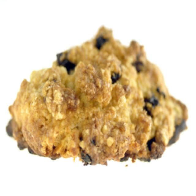 "Traditional British Rock Cakes, a tasty teatime treat when made properly. The vicar's cook, Mary, takes the name a little too literally in ""The Murder at the Vicarage"" with Joan Hickson."