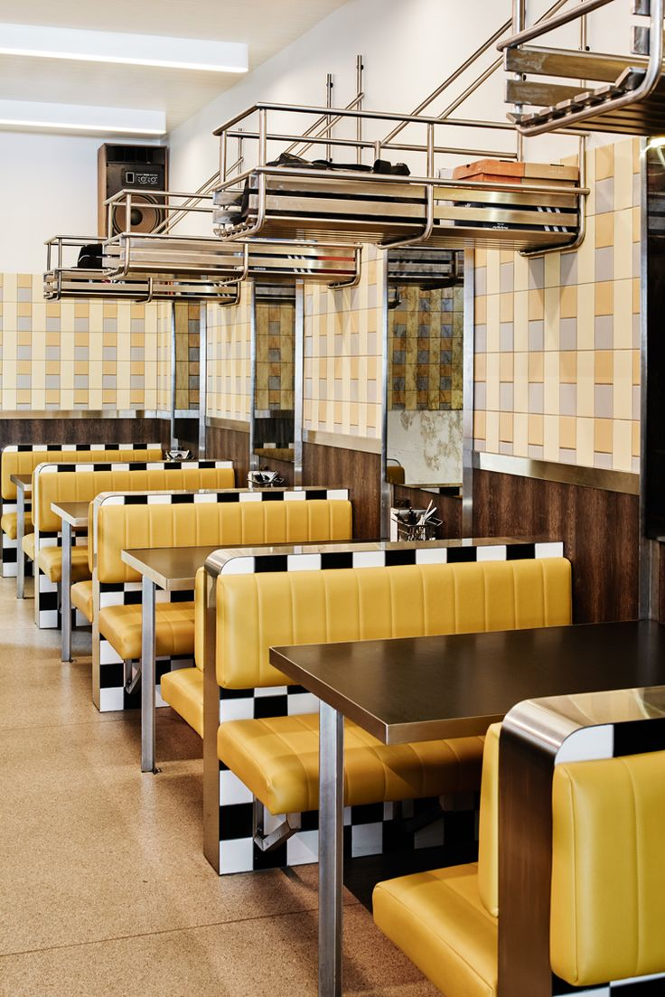 143 best Fixed Seating images on Pinterest | Cafe bar, Restaurant ...