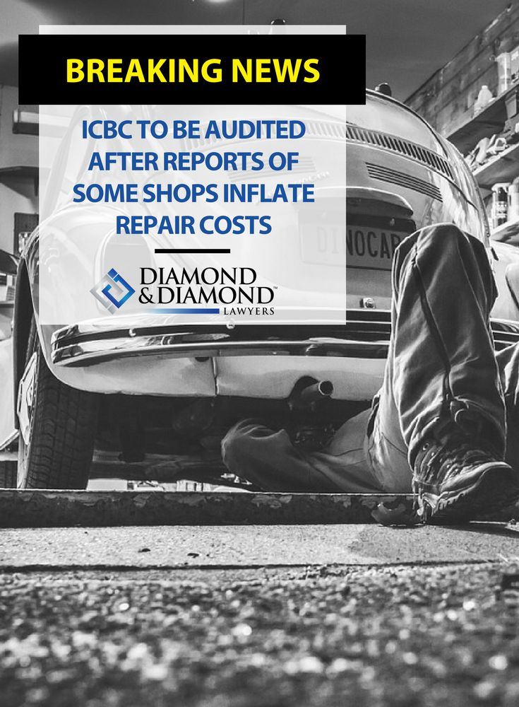 The BC government is conducting an #audit of the #ICBC following reports that repair shops have been overbilling for the cost of repairs under the Express Repair Program.