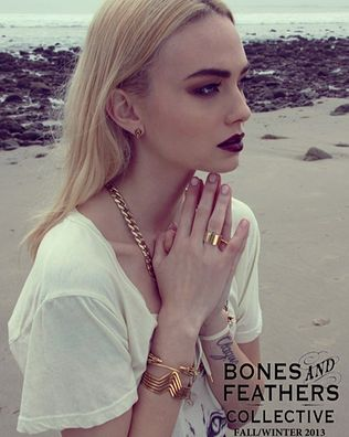 Bones and Feathers Collective | FALL/WINTER 2013