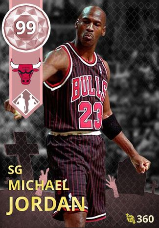 f1bc96a3f User created NBA 2K18 Michael Jordan card