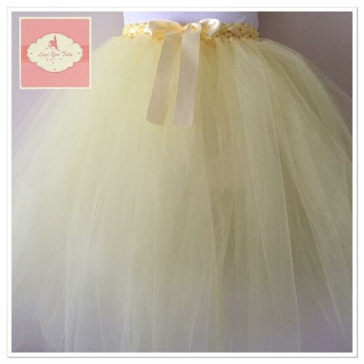 Lemon  3/4 tutu skirt  Available on the website  www.loveyoututu.com.au