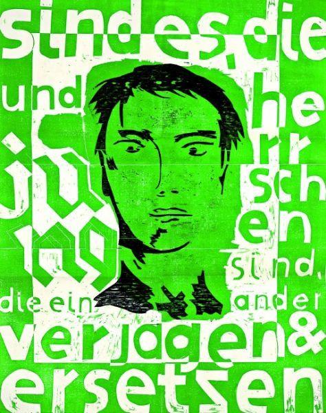 Artist Albert Oehlen - FindArtinfo