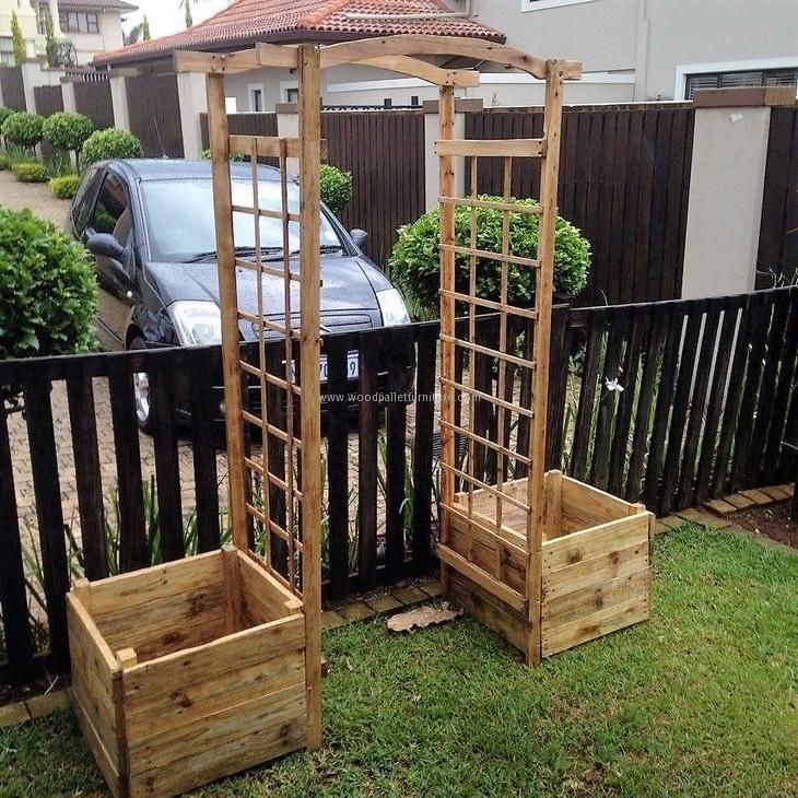 109 Best Images About Pallets Garden On Pinterest