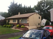Split-level home - Wikipedia, the free encyclopedia