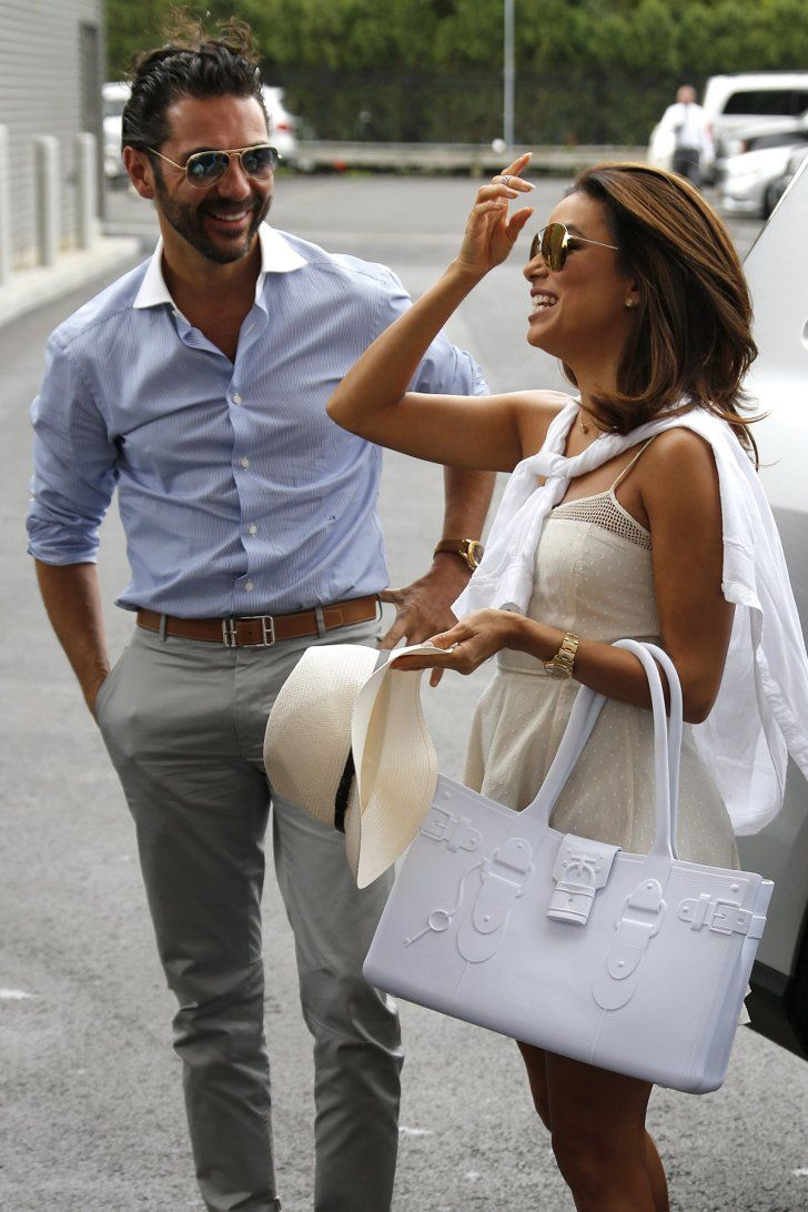 Eva Longoria's Husband Makes a Rare Appearance on Her Instagram