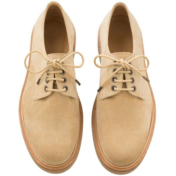 Autumn derbies (€375) ❤ liked on Polyvore featuring shoes, oxfords, laced shoes, laced up shoes, round toe oxfords, round toe shoes and lace up oxfords