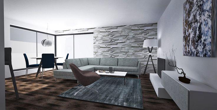 Un proiect de interior deco, pregătit în pur stil scandinav. Accentele desprinse din natură sunt integrate în spațiul urban iar mobilierul funcțional și minimalist le face proprietarilor viața mai ușoară și mai frumoasă. Click for details | Contactați specialiștii SDH pentru a vă amenaja propria locuință!