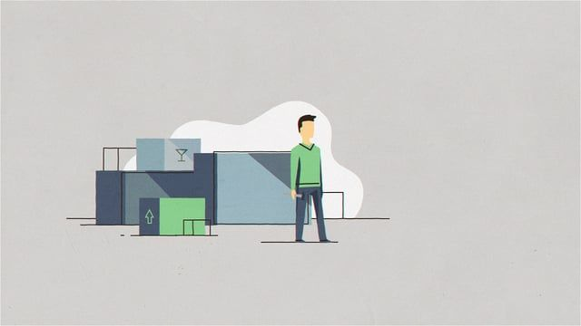 Animation done for Beverage Trade Network.