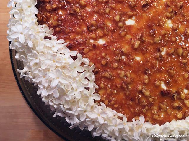 Pitsikakku – Lace Cake