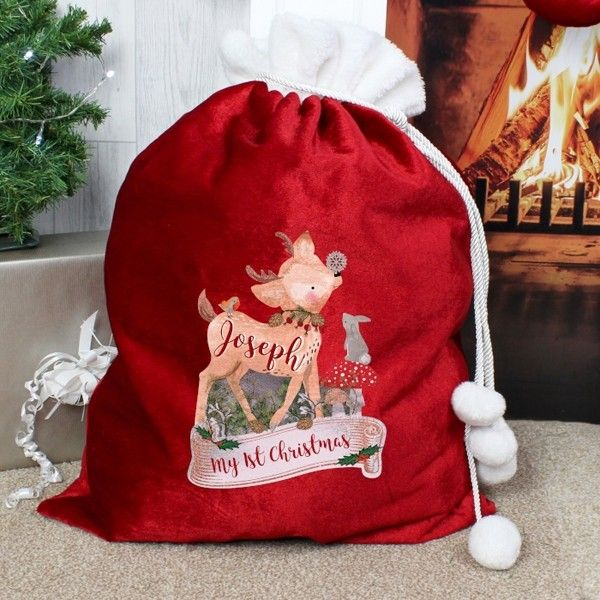 Boofle christmas gift bag
