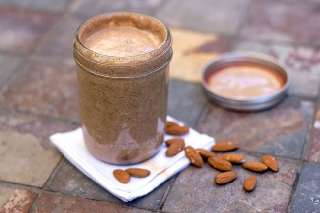 Grass Fed Kitchen   Creamy Roasted Nut Butter