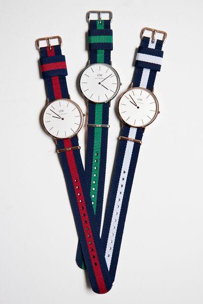 Daniel Wellington Classic watches