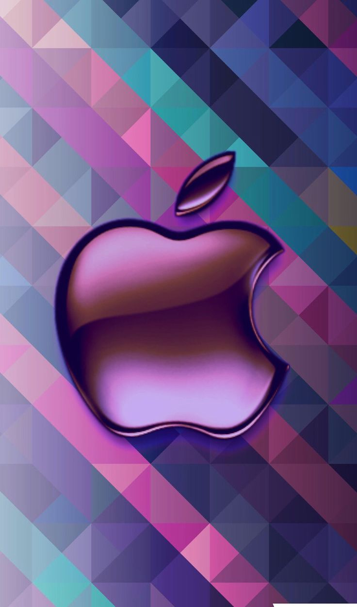 Lockscreen apple logo create by me