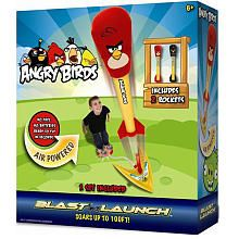 "Blast n Launch Rockets - Angry Birds - Globe Dragon Technology - Toys ""R"" Us"