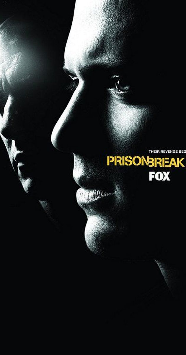 Created by Paul Scheuring.  With Dominic Purcell, Wentworth Miller, Amaury Nolasco, Robert Knepper. Due to a political conspiracy, an innocent man is sent to death row and his only hope is his brother, who makes it his mission to deliberately get himself sent to the same prison in order to break the both of them out, from the inside.