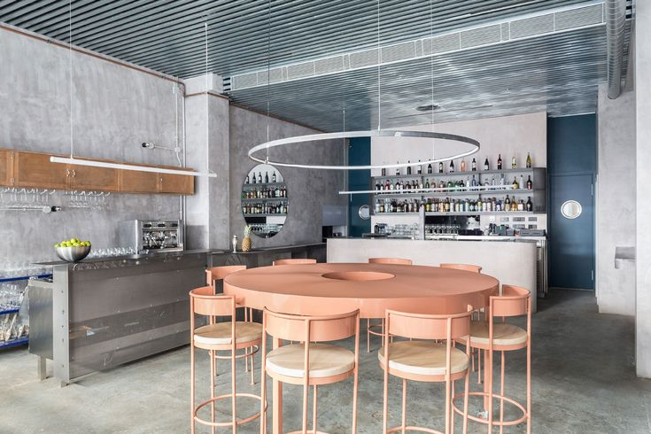 CASAPLATA Restaurant & Cocktail Bar in Seville by Lucas y Hernández-Gil | Yellowtrace - Yellowtrace