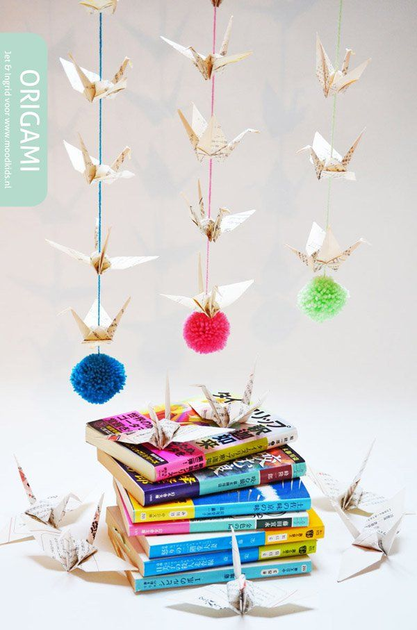 De kraanvogel is het meest bekende origami figuurtje uit Japan. Met deze stap voor stap 'kraanvogel vouwen voor beginners' tutorial lukt het je zeker! Lees hier de uitleg.