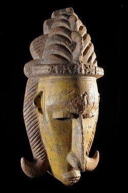 Mask Kore or Sogo Bo - Bambara / Bamana - Mali